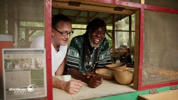 Abenteuer Leben - Abenteuer Leben - Chefkoch Hoffmann Sucht Kulinarische Inspiration Bei Den Rastafaris