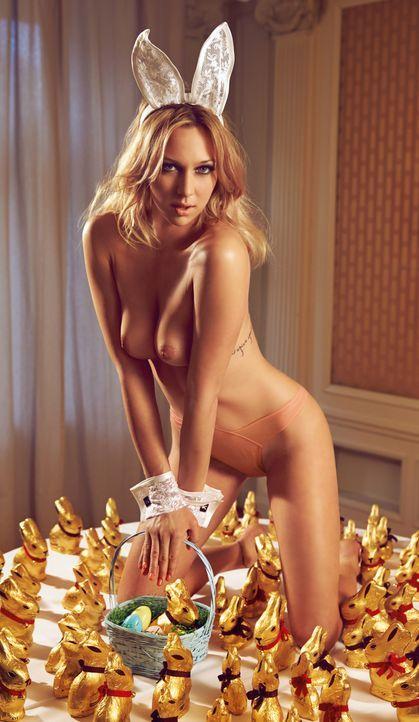 Jessica Czakon - Bildquelle: Sacha Höchstetter für Playboy 04/2013