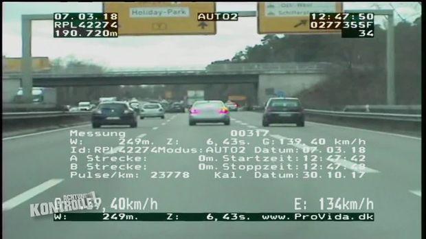 Achtung Kontrolle - Achtung Kontrolle! - Thema U.a.: Rasen, Drängeln, Nötigen -provida Ludwigshafen