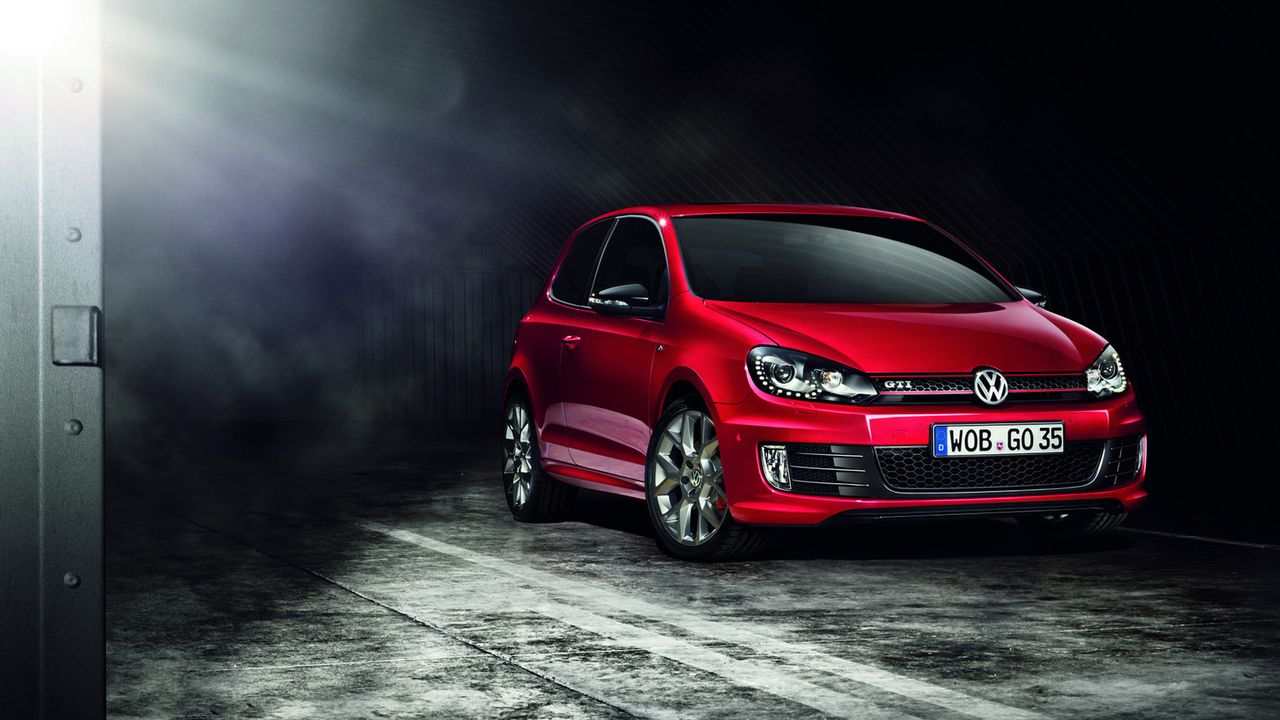 """Fahrbericht: VW Golf GTI """"Edition 35"""" - Bildquelle: kabel eins"""