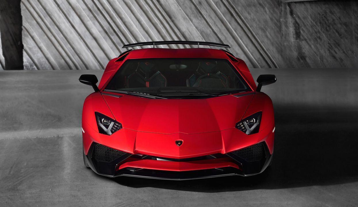 Lamborghini Aventador Superveloce (7)
