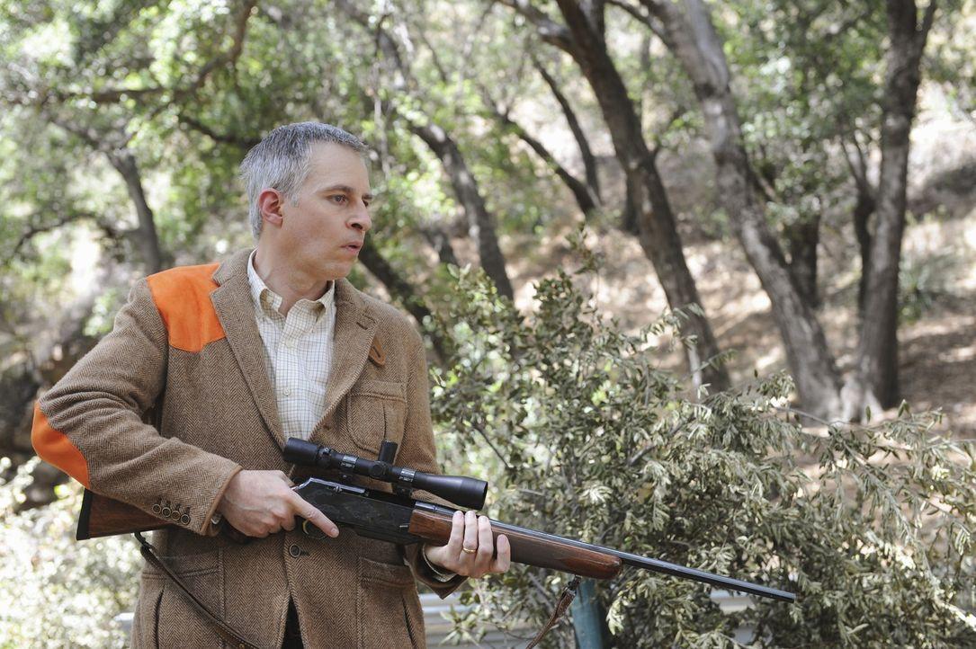 Hat Martin Loeb (Jay Karnes) das Leben seiner Frau auf dem Gewissen, oder ist sie wirklich wie er behauptet bei einem Jagdunfall ums Leben gekommen? - Bildquelle: ABC Studios
