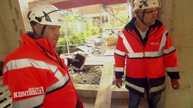 Achtung Kontrolle - Achtung Kontrolle! - Thema U.a.: Die Sicherheit Auf Baustellen Ist Lebenswichtig