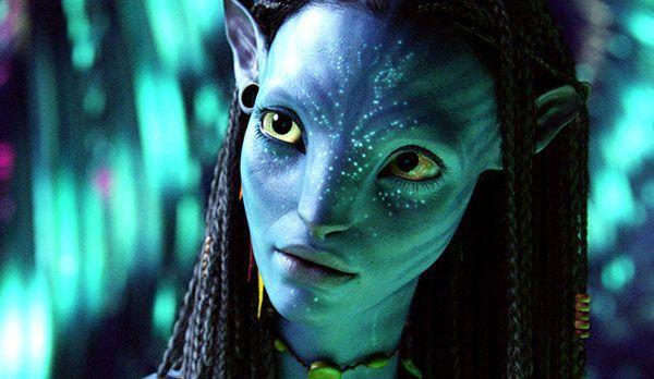 """Platz 10: Na'vi aus Avatar - Bildquelle: """"Avatar - Aufbruch nach Pandora"""": auf DVD und Blu-ray erhältlich (20th Century Fox)"""