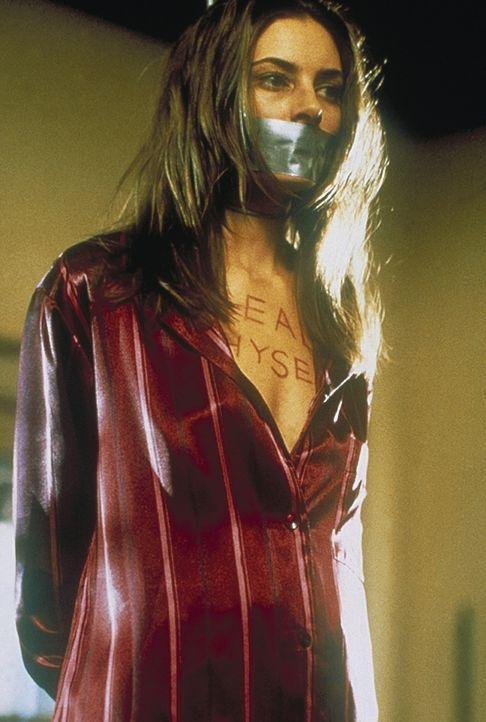 Das nächste Opfer des Hangmans: Grace Mitchell (Mädchen Amick) ... - Bildquelle: COLUMBIA TRISTAR INTERNATIONAL TELEVISION