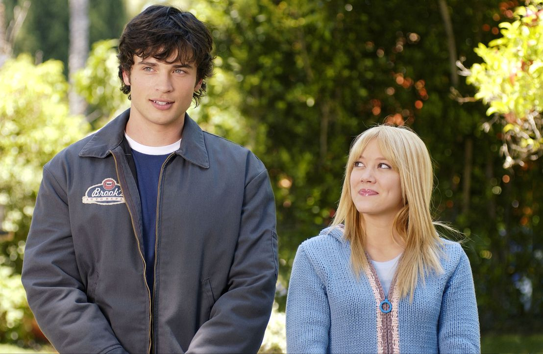 Eigentlich verbindet Charlie (Tom Welling, l.) und Lorraine (Hilary Duff, r.) eine innige Geschwisterliebe, aber so ein bisschen Ärger lässt sich... - Bildquelle: 2003 Twentieth Century Fox Film Corporation. All rights reserved.