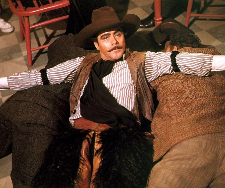 Professor Fate (Jack Lemmon) - Bildquelle: 1965 Warner Bros. Entertainment Inc.&Patricia-Jalem Reynard Company. Renewed © 1993 Jalem Productions, Inc. Blake Edwards, Tony Curtis&Warner Bros.