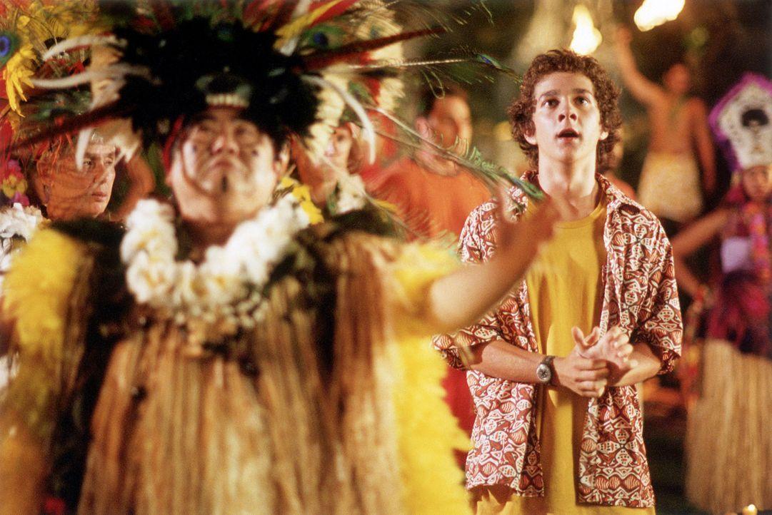 Für Louis (Shia LaBeouf) und seine Familie entpuppt sich der Traumurlaub auf einem paradiesischen Eiland schon bald als ausgewachsener Alptraumurla... - Bildquelle: The Disney Channel