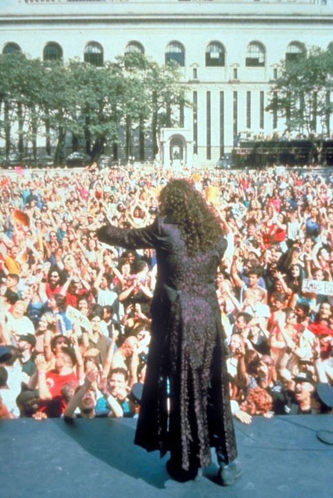 Die Amerikaner verfolgen mit großer Begeisterung Howard Sterns (Foto) Radio-Shows ...