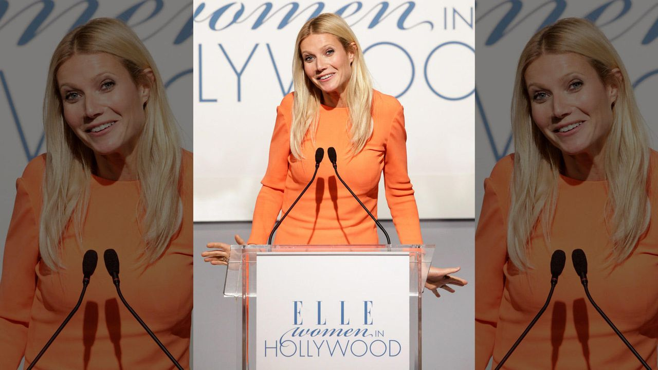 Gwyneth Paltrow - Bildquelle: Getty Images/AFP