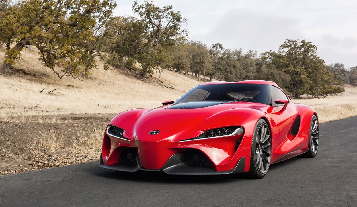 Toyota FT-1 (8)