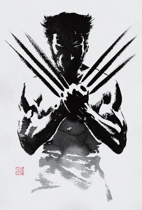 WOLVERINE: WEG DES KRIEGERS - Artwork - Bildquelle: 2013 Twentieth Century Fox Film Corporation. All rights reserved.