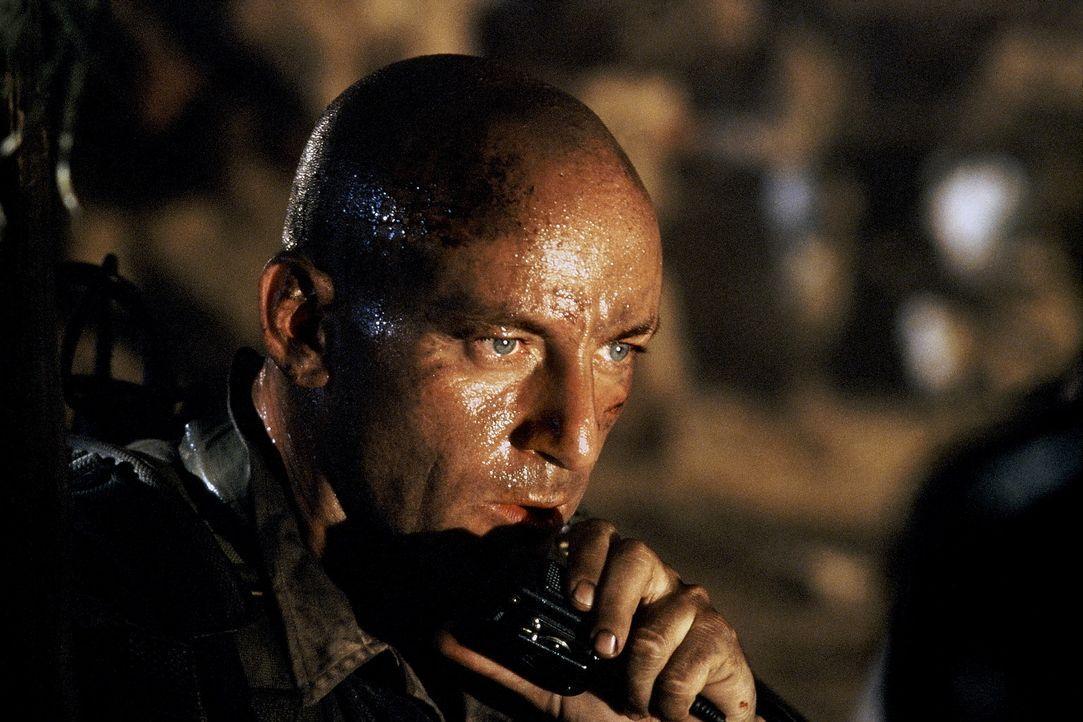 Der Kampf in den Straßenschluchten Mogadischus gerät total außer Kontrolle: Captain Mike Steele (Jason Isaacs) muss herbe Verluste hinnehmen ... - Bildquelle: Columbia Pictures