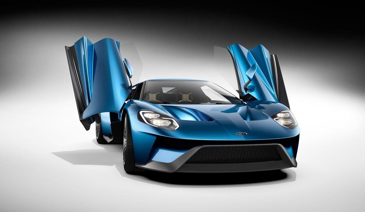 2015er Ford GT (2)