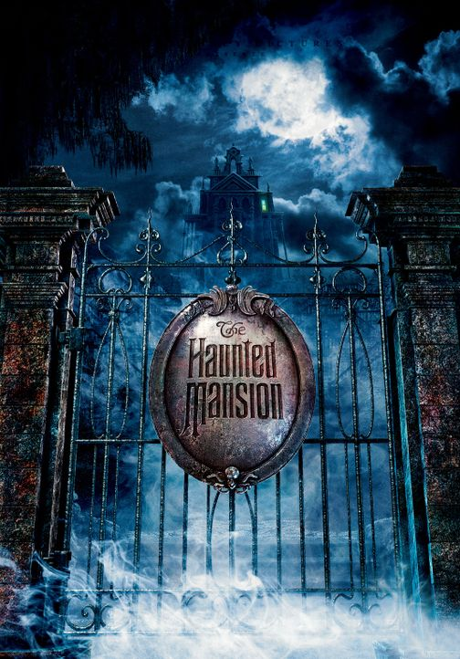 The Haunted Mansion - Die Geistervilla - Artwork - Bildquelle: Buena Vista Pictures Distribution