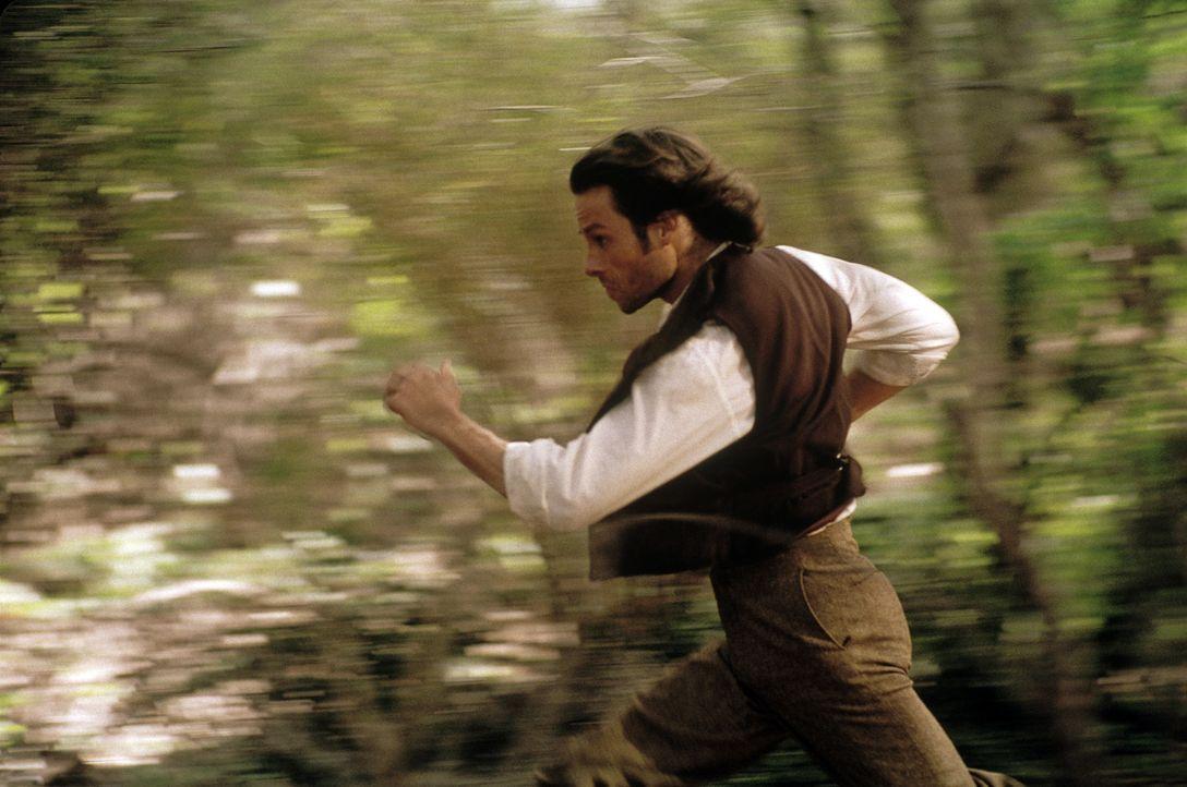 Sehr schnell bemerkt Alexander Hartdegen (Guy Pearce), dass bei seinem Vorhaben, in die Vergangenheit zu reisen, schief gegangen ist ... - Bildquelle: Warner Bros. Pictures
