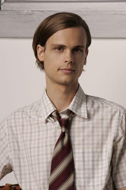 (5. Staffel) - Einer der klügsten Köpfe, die das FBI zu bieten hat: Dr. Spencer Reid (Matthew Gray Gubler) ... - Bildquelle: Touchstone Television