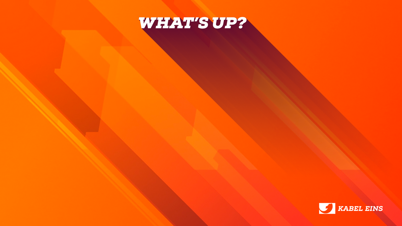 What´s up?