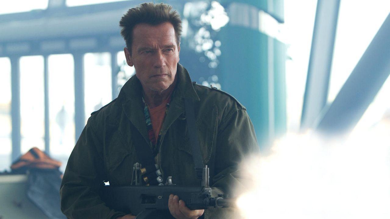 Arnold Schwarzenegger - Bildquelle: Twentieth Century Fox