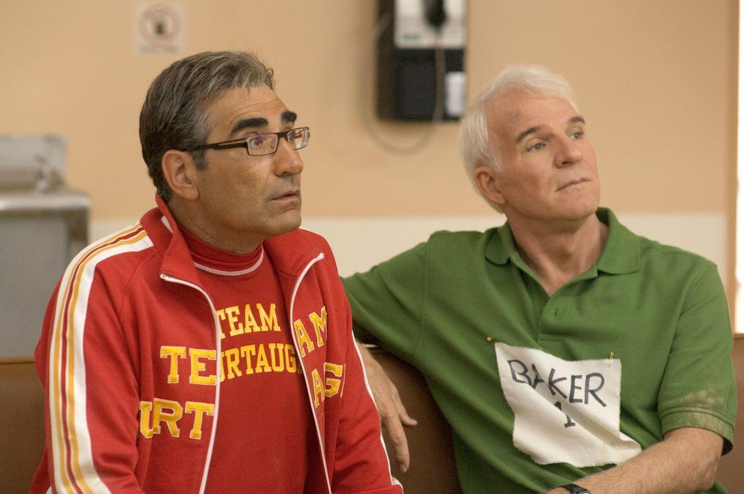 Jimmy Murtaugh (Eugene Levy, l.);Tom Baker (Steve Martin, r.) - Bildquelle: 2005 Twentieth Century Fox Film Corporation. All rights reserved.