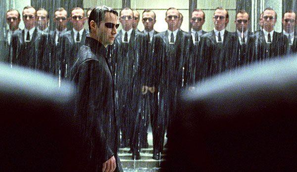 Platz 8: Agent Smith aus Matrix - Bildquelle: dpa
