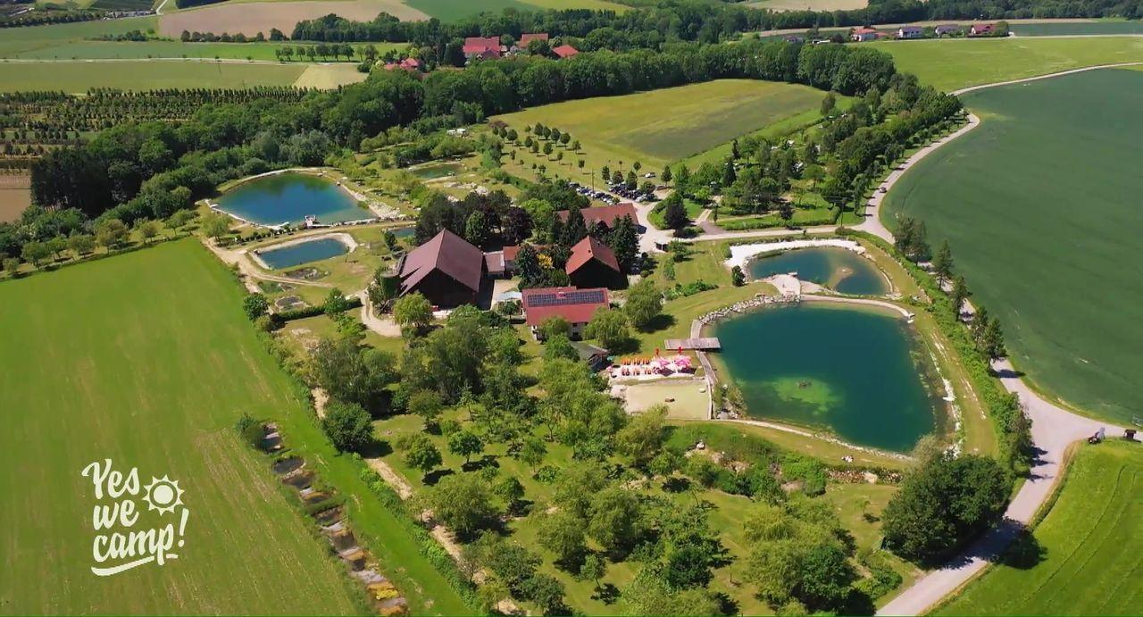 Yes we camp! - Bildquelle: Kabel Eins