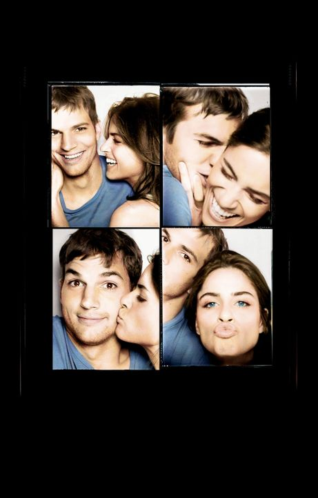 """So was wie Liebe"" mit Ashton Kutcher und Amanda Peet - Bildquelle: Ben Glass & Demmie Todd Touchstone Pictures. All rights reserved"