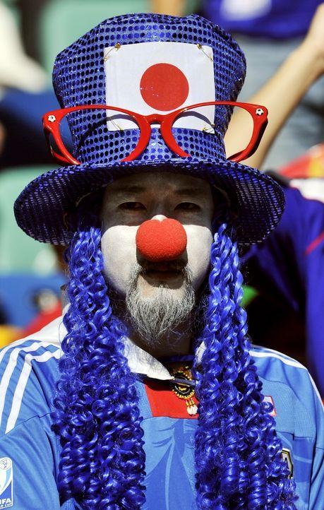 Die japanischen Fans - 3 - Bildquelle: AFP