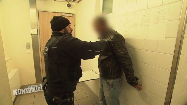 Achtung Kontrolle - Achtung Kontrolle! - Thema U. A.: Gefährliche Schwarzfahrer - Bundespolizei Dresden