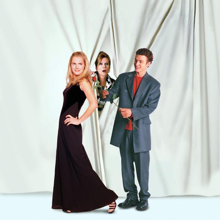 HILFE, ICH BIN EIN SUPERMODEL - Artwork - Bildquelle: Buena Vista Television