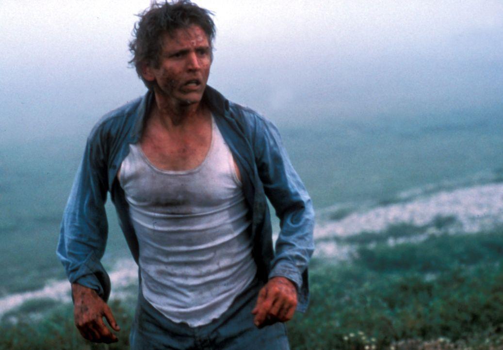 Macht eine grausame Entdeckung: Charlie Halliday (Barry Pepper) - Bildquelle: Overseas Filmgroup