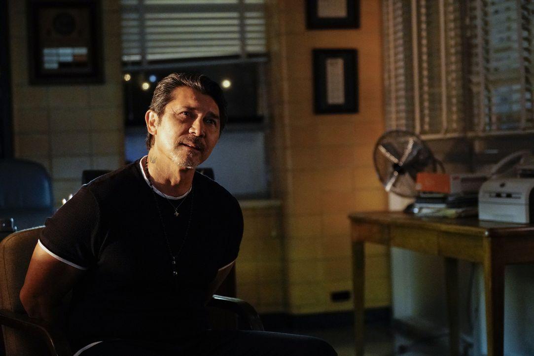 Louis Delgado (Lou Diamond Phillips) - Bildquelle: John Paul Filo 2018 CBS Broadcasting, Inc. All Rights Reserved.