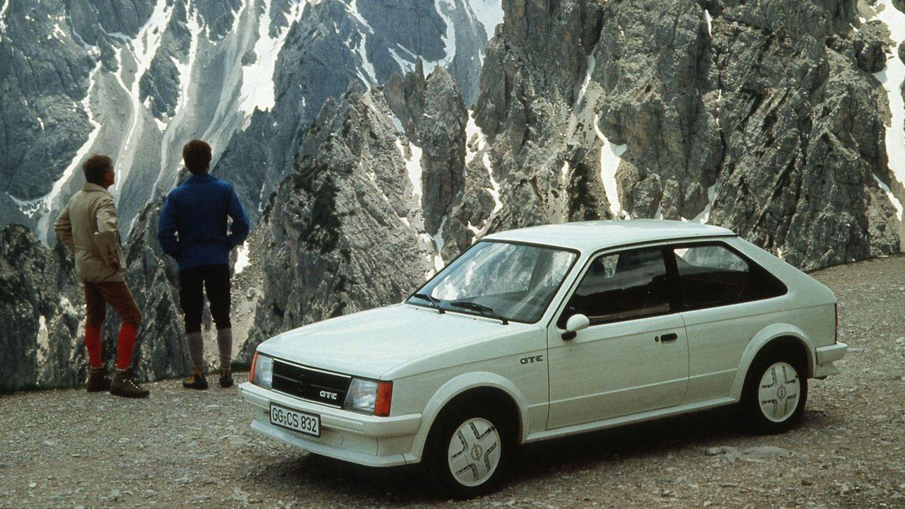 Kadett D GT/E - Bildquelle: Opel