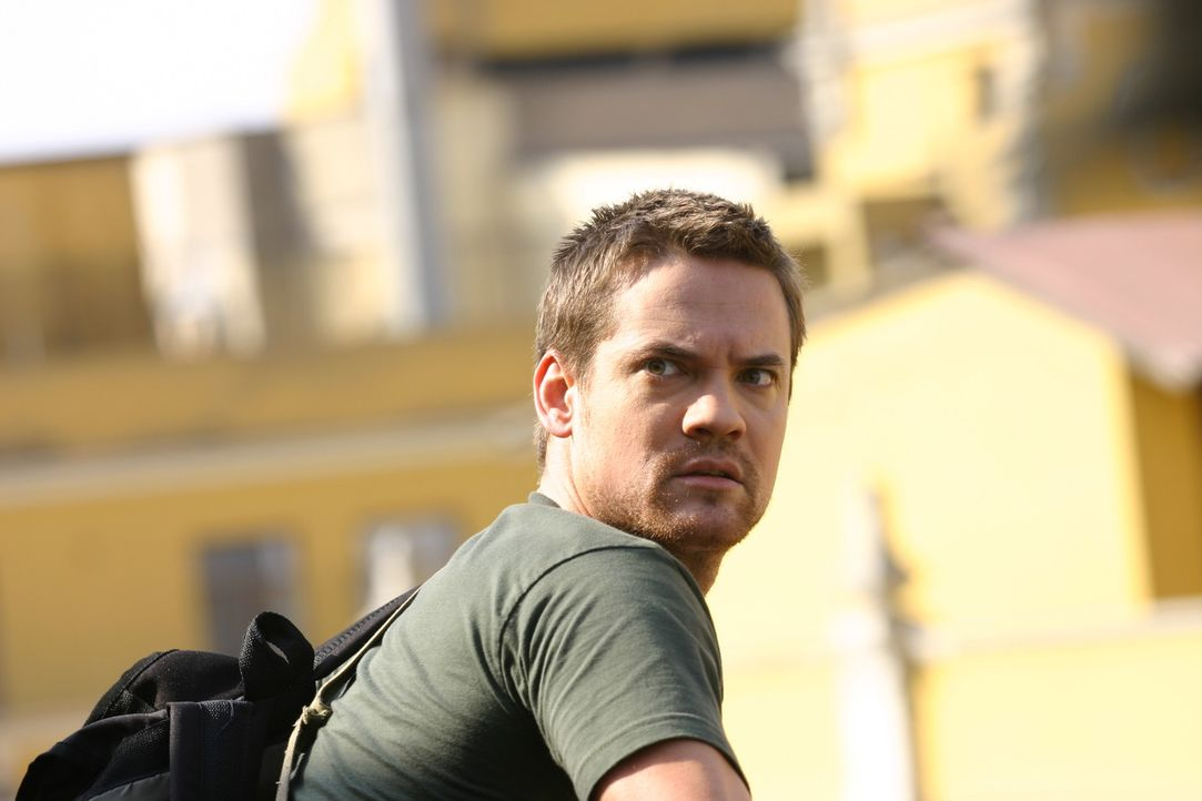 Kann er seinen Feinden noch entkommen? der professionelle Schatzsucher Jack Wilder (Shane West) ...