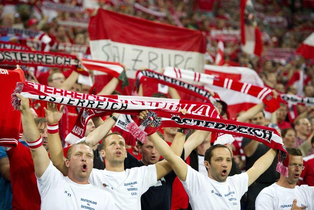 Fußball-Fan-Oesterreich-110902-AFP - Bildquelle: AFP