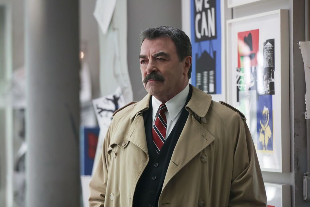 Frank Reagan (Tom Selleck) - Bildquelle: Craig Blankenhorn 2017 CBS Broadcasting Inc. All Rights Reserved. / Craig Blankenhorn