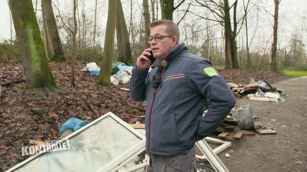 Achtung Kontrolle - Achtung Kontrolle! - Thema U.a.: Müllsündern Auf Der Spur -mülldetektiv Bochum