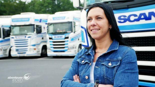 Abenteuer Leben - Abenteuer Leben - Ein Trucker Babe Packt Aus Und Singt: Unterwegs Mit Tinka