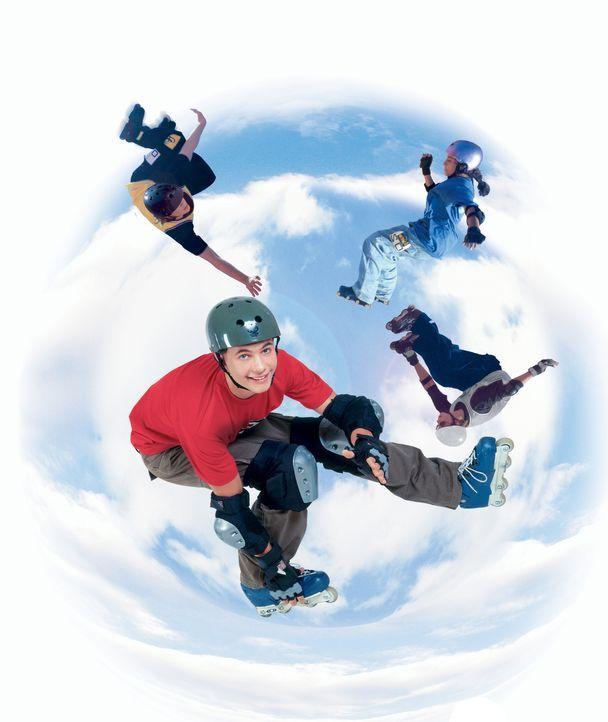 Der begnadete Inline-Skater Brink (Erik von Detten) gerät in einen ernsthaften Gewissenskonflikt  ... - Bildquelle: Disney