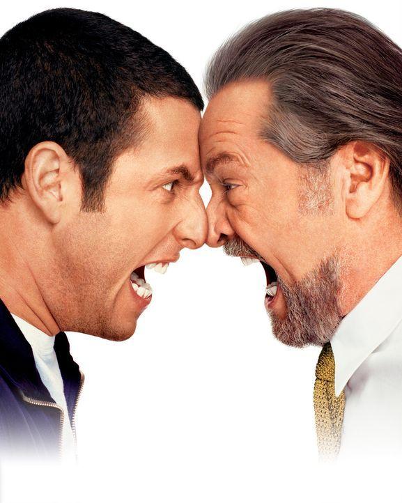Die Wutprobe ... - Bildquelle: 2003 Sony Pictures Television International. All Rights Reserved.
