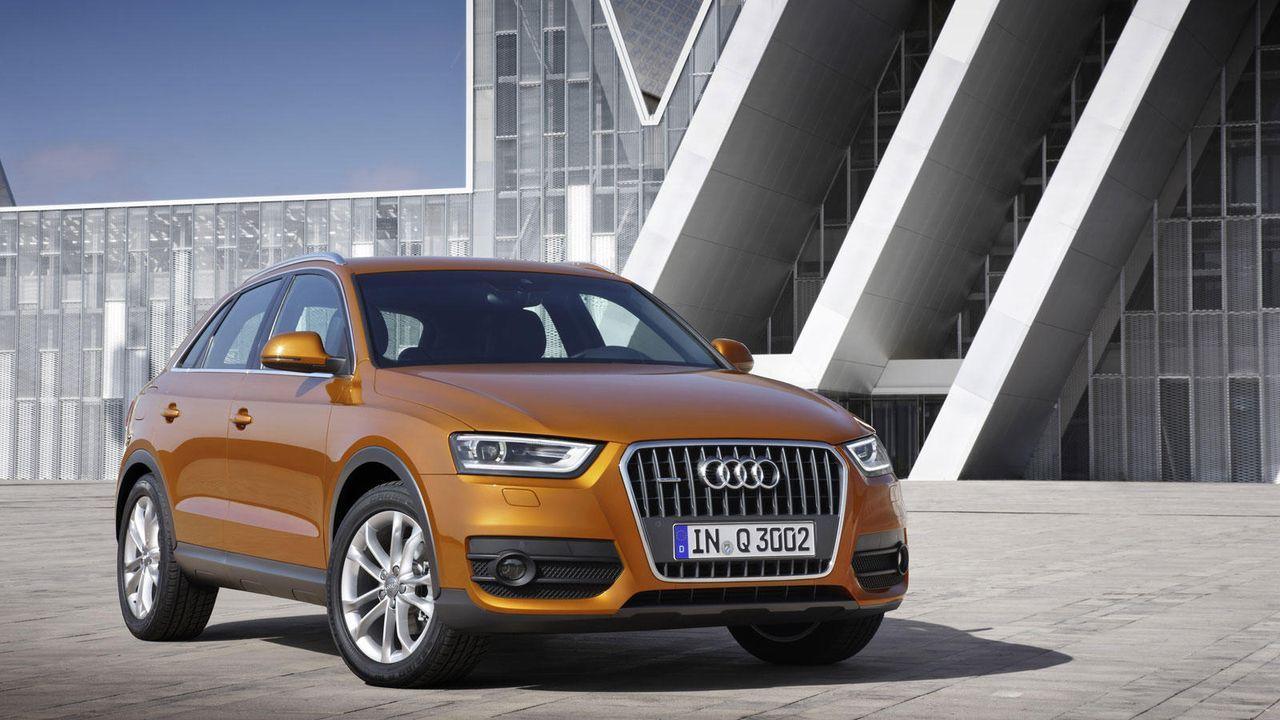Die Maße - Bildquelle: Audi
