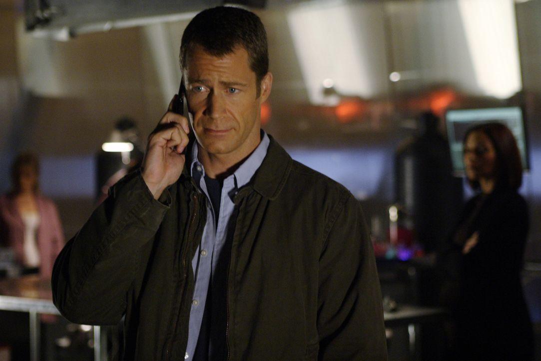 Ist nicht mehr Sheriff von Eureka: Jack (Colin Ferguson) ... - Bildquelle: Universal Television