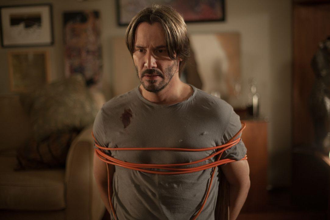 Muss erkennen, dass er das pure Böse in sein Haus gelassen hat: Evan (Keanu Reeves) ... - Bildquelle: SquareOne / Universum