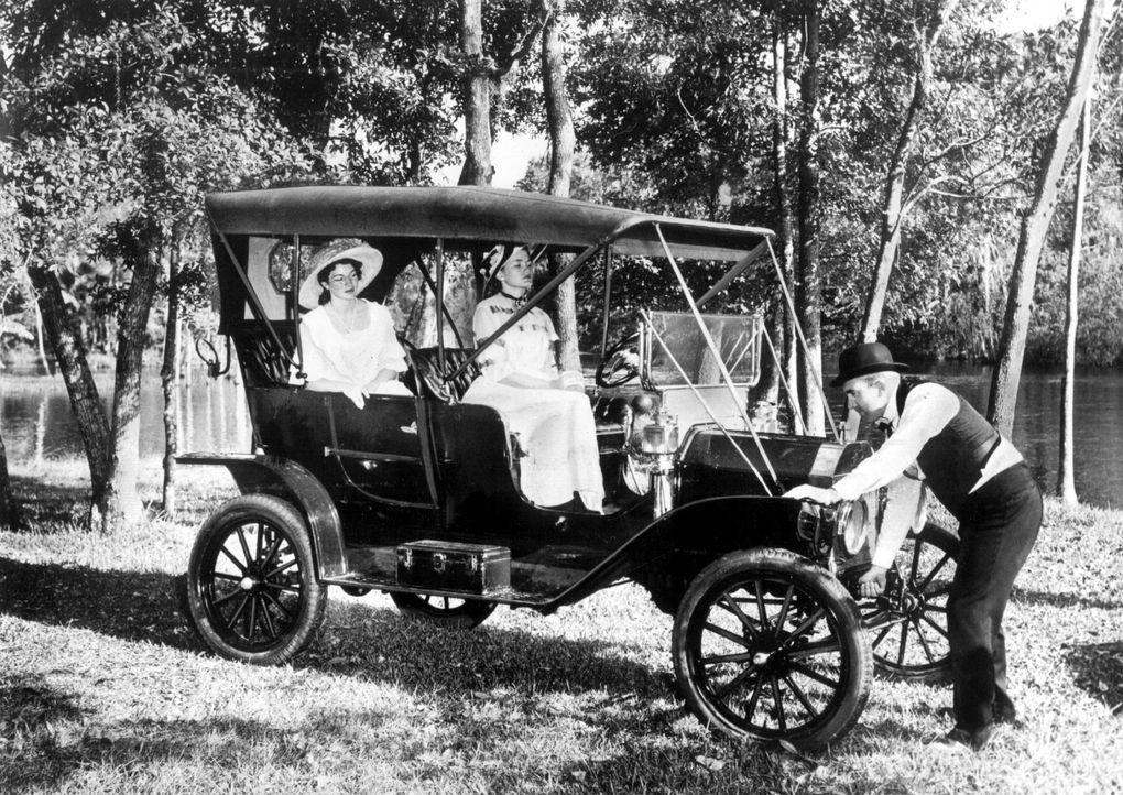 Modell T von Ford 1 - Bildquelle: dpa
