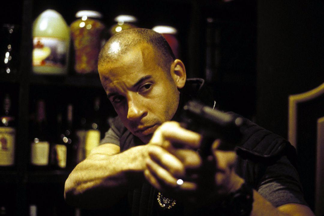 Erst schießen, dann fragen: Sean Vetter (Vin Diesel) ... - Bildquelle: Warner Bros. GmbH