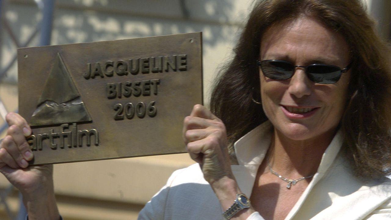 Jacqueline Bisset - Bildquelle: AFP