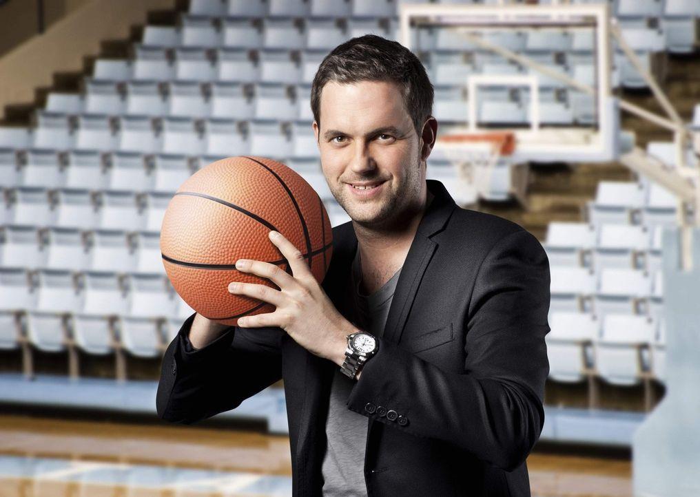 Kommentiert die Beko Basketball Bundesliga: Matthias Killing ... - Bildquelle: Benedikt Müller kabel eins
