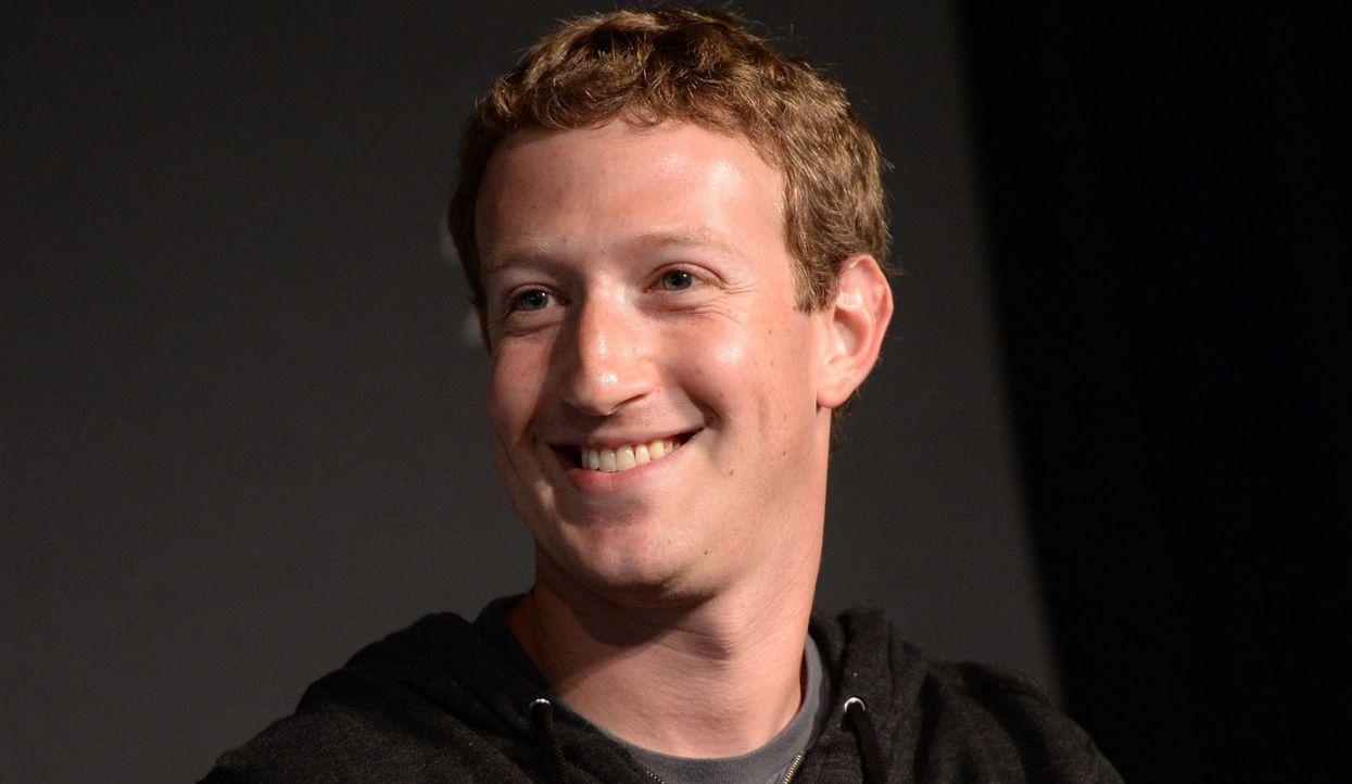 Mark Zuckerberg - Bildquelle: usage Germany only, Verwendung nur in Deutschland