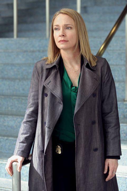 Agent Diane Yates (Susanna Thompson) vom FBI arbeitet weiter mit Hochdruck daran, den Serienmörder, der in Philadelphia sein Unwesen treibt, endlich... - Bildquelle: Warner Bros. Television