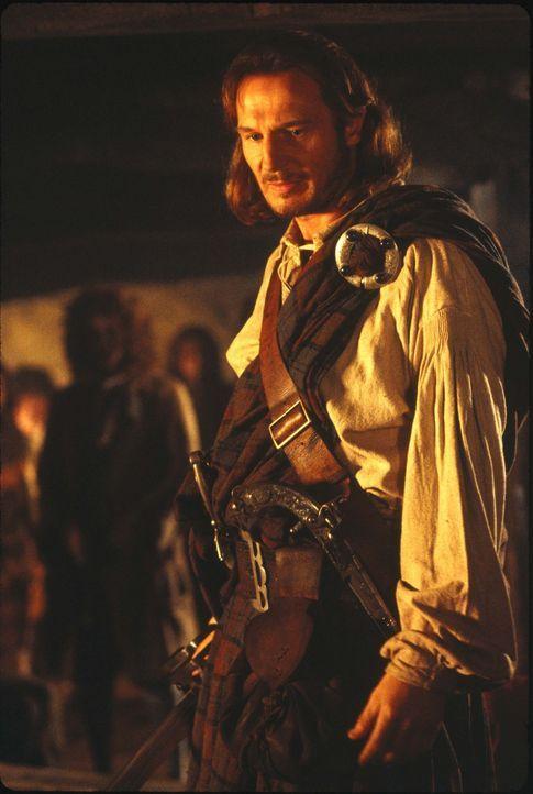 In den schottischen Highlands findet der vogelfreie Rob Roy (Liam Neeson) für einige Zeit Zuflucht vor seinen Verfolgern ... - Bildquelle: MGM Home Entertainment